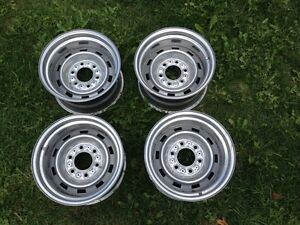 $150. 6bolt 15inch Chevy ralley rims Peterborough Peterborough Area image 1