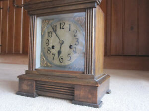 Antique CB mantel clock (1900s-1910s)