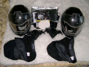 Habits Skidoo + Casques BRP