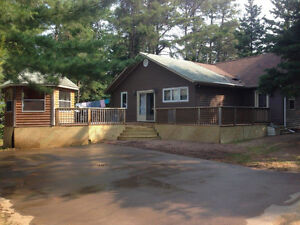 Cottage Parlee Beach Shediac, Fam & Kids Frdly 5min wlk to beach