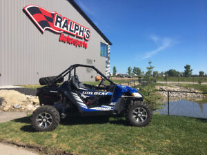 2016 Arctic Cat Wildcat X 1000