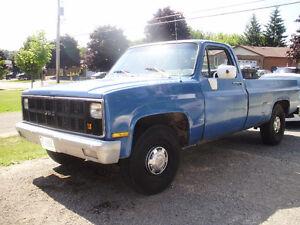 89-99 Chevrolet or gmc C/K Pickup 2500 Pickup Truck