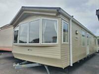 Static caravan Willerby Granada XL 38x12 2bed 2010 model - Free delivery.