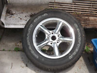 Jeep Grand Cherokee Rim and Tire (1)