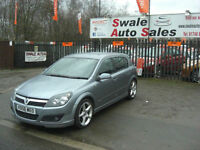 2006 VAUXHALL ASTRA SRi 1.8L FULL SERVICE HISTORY IN GREAT CONDITION