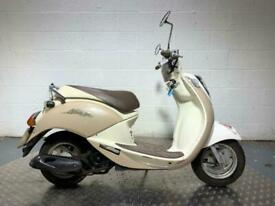Sym Mio fashion style 50 50cc 2009 running project scooter light project 15k