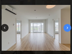 Brand new 2 bedroom condo Dix30 available first of July