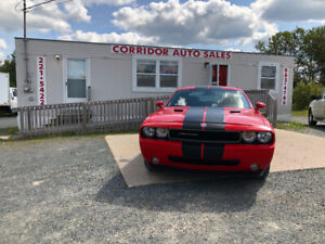 2010 DODGE CHALLENGER (1 YEAR WARRANTY INCLUDED IN THE PRICE!)