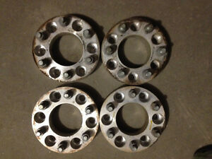 F150-Widening Spacers 1.5 inch