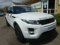 2013 Range Rover Evoque SD4 Dynamic 2.2 Diesel Automatic Panoramic Roof Leather