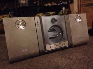 Philips mini stereo