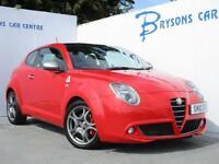 2010 10 Alfa Romeo MiTo 1.4 TB MultiAir 170bhp Cloverleaf for sale in AYRSHIRE