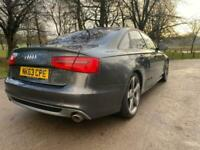 2014 Audi A6 Saloon 3.0BiTDI ( 313ps ) Tiptronic Quattro Black Edition