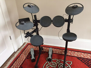Yamaha DTX-400K Electronic Drum Kit