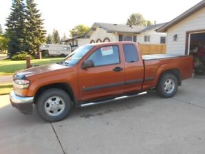 2007 Chev Colorado LT Extended Cab 2WD