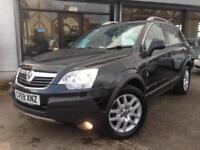 2009 (59) Vauxhall Antara 2.0CDTi 16v Exclusiv **2 Keys, Half Leather**