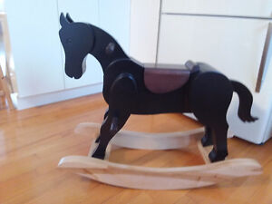 cheval a bascule  neuf