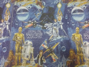 Vintage Star Wars book, bed cover, rare photos, board game.