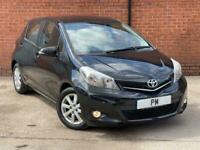 2013 Toyota Yaris 1.33 VVT-i TR M-Drive S 5dr Hatchback Petrol Automatic