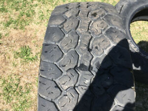Truck and SUV tires