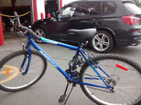 Like new Supercyble Blue all tune-up good brakes