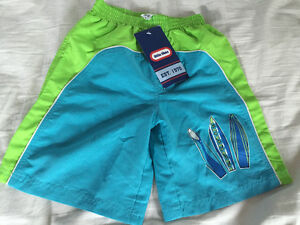 New! Little Tikes swim trunks size 2