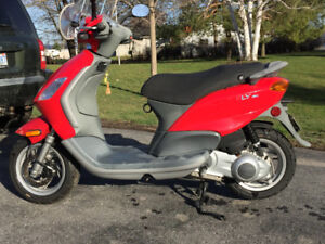 Save $$ on Gas! PIAGGIO Fly 150