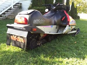 Skidoo Formula Z 583 *Price Drop* Peterborough Peterborough Area image 2
