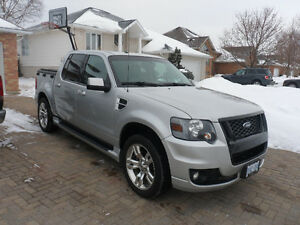 2009 Ford Explorer Sport Trac Adrenalin Pickup Truck