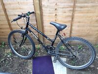 Ladies bike- selling for parts!