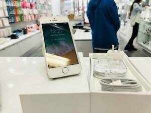 Iphone 5s 16gb silver unlocked tax invoice and warranty Burleigh Heads Gold Coast South Preview