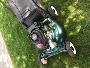 Sears Craftsman 6 Hp Lawnmower