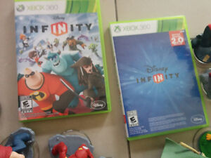 DISNEY INFINITY 1 AND 2 FOR XBOX 360 COMPLETE KITS West Island Greater Montréal image 1