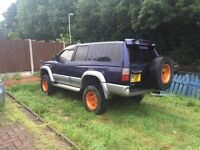 Toyota hilux 3.0td surf BIG FOOT MONSTER TRUCK ssrg with every extra