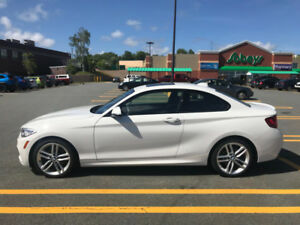 2016 BMW 228i xDrive 2 door coupe For SALE!!!!!