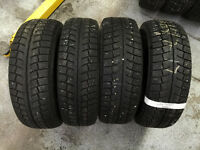 265/70R17 DURUN WINTER TIRES (NEW TAKE OFF)