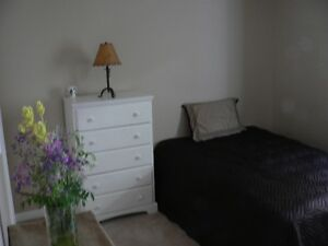 Furnished room for rent - May 1st for 1-2 months minimum
