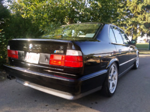 '91 M5 for sale in  Canada