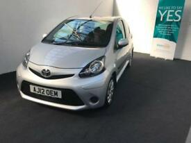 Toyota AYGO 1.0 ( 67bhp ) 2012 AYGO Ice finance available from £25 per week