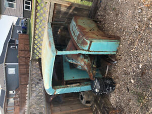34-36 International truck Rat rod project potential