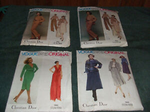Vouge paris original patterns Sarnia Sarnia Area image 2