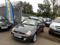 Ford Streetka 1.6 2003.5MY Luxury - HPI CLEAR