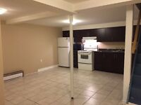 Central Brampton Basement Suite for immediate rent