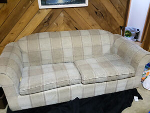 Couch and love chair
