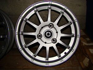 smart Design 7 front alloy wheel 2/2 available