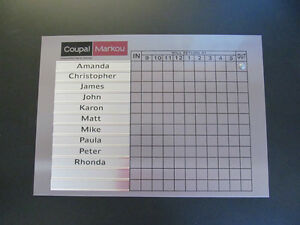 Directory Boards, In-out Boards, Custom Designed Kitchener / Waterloo Kitchener Area image 3