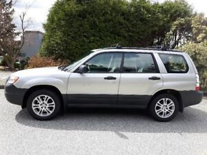 2007 Subaru Forester Columbia Edition for Sale