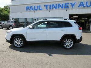 2015 Jeep Cherokee Limited FWD Peterborough Peterborough Area image 13