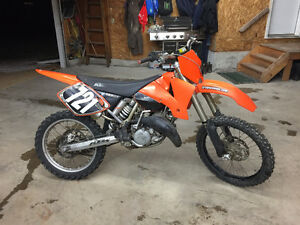 ***KTM 125 SX FOR SALE***