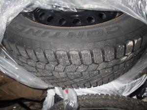 Ford Focus snow tires